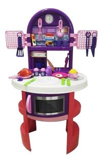 Cocina Infantil De Juguete Gigante 88 Cm Nuevo Modelo !!!!