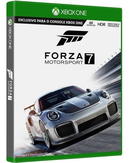 Forza Motorsport 7| Xbox One| Xone| Em Português-br| Offline
