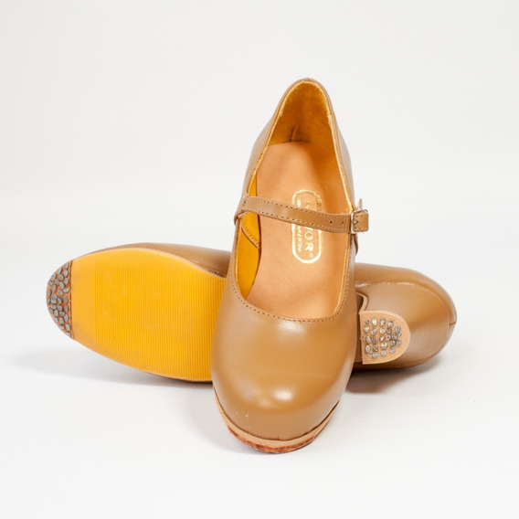 Zapatos Danza Profesional Malambo Folklore Gavor