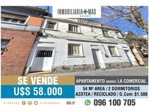 Imagen 1 de 17 de Apartamento Venta La Comercial Montevideo Imas.uy S *
