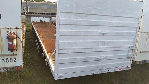 Facchini Porta Container Carga Seca - 4598