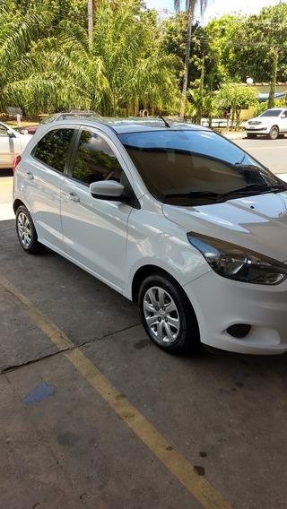 Ford Ka 1.0 Se Flex 5p 2015
