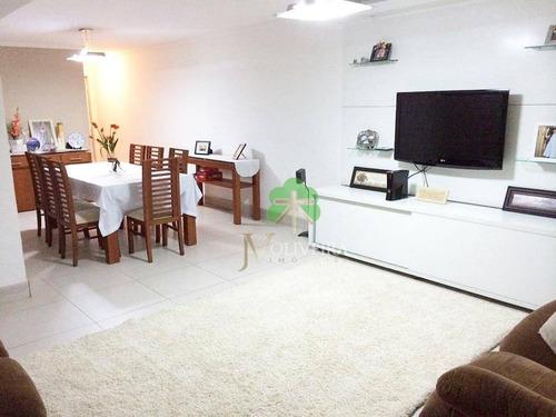 Casa Com 3 Dormitórios À Venda Por R$ 640.000,00 - Jardim Olympia - São Paulo/sp - Ca0164