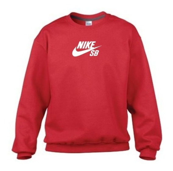 Sueteres Sin Capucha Logo Nike Sb Full Tallas Y Colores