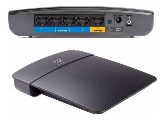 Router Linksys E900 Cisco Wifi