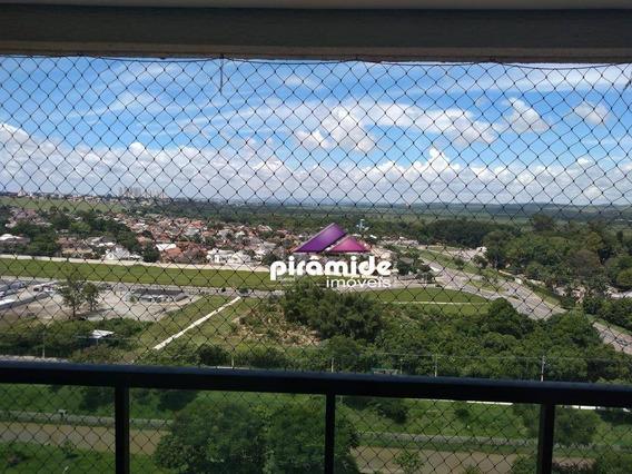 Apartamento Com 3 Dormitórios À Venda, 100 M² Por R$ 600.000,00 - Jardim Esplanada - São José Dos Campos/sp - Ap11565