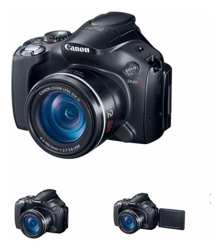 Camera Semi Profissional Canon Sx 40hs