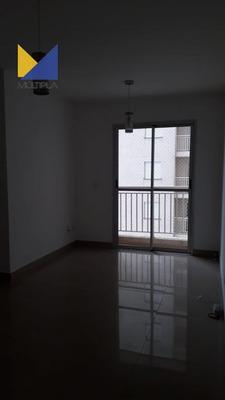 Apartamento Para Alugar No Bairro Vila Miriam Em Guarulhos - - 686-2