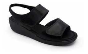 db22d3538 Sapato Feminino Usaflex Anabela Anatomico Ortopedico - Sapatos com o ...