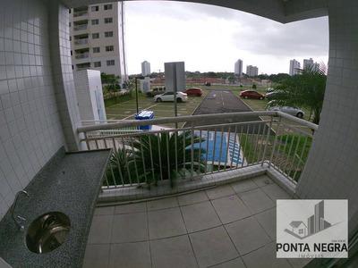 Apartamento Com 3 Dormitórios À Venda, 101 M² Por R$ 309.000 - Dom Pedro - Manaus/am - Ap0534