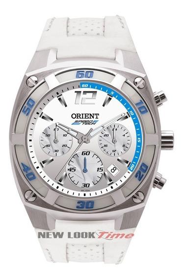 Relógio Orient Cronógrafo Fbscc001 S2bx *speed Tech