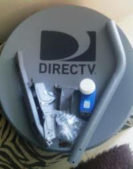 Antena De Directv Nueva Y Completa Lnb Dual 23 Vrds
