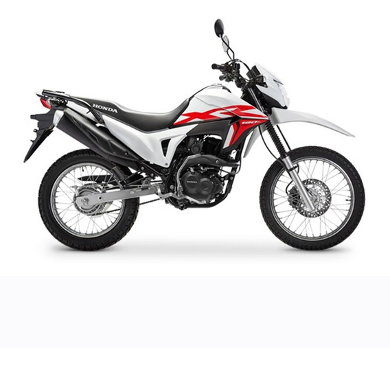 Moto Honda Xr 190 L 0km 2020 Blanco