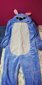 Pijama Enterito Stitch