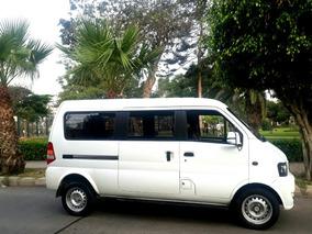 Minivan Dfsk 2018 Nueva C/gnv 25000kms Multiproposito Van