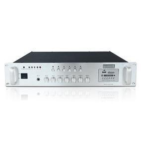 Amplificador De Som Ambiente Bluetooth Setorizado 180l