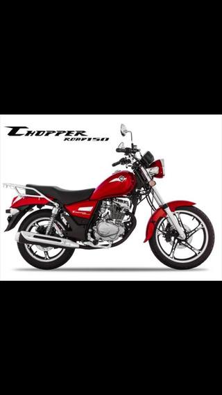 Hyosung Choopper