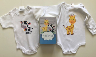 Bodies Personalizados / Regalos / Baby Shower / Nacimientos