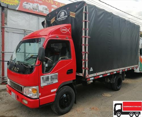 Camion Jac 1045 Estacas 2014
