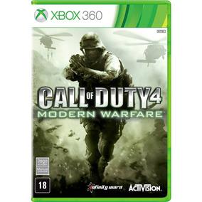 Cod Call Of Duty Modern Warfare - Xbox 360 - Mídia Digital