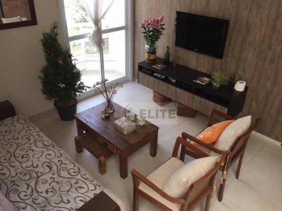 Cobertura Com 3 Dormitórios À Venda, 134 M² Por R$ 595.000,00 - Campestre - Santo André/sp - Co1410