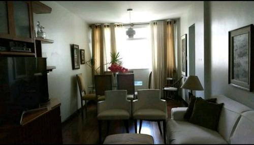Apartamento De 103 M2, Nascente, Super Ventilado, 1 Vaga De Garagem Solta, 3/4 Com 1 Suíte, 1 Banheiro Social E Dependência. - Ap00715 - 68351596