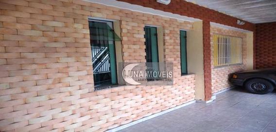 Casa Com 4 Dormitórios À Venda, 195 M² Por R$ 450.000,00 - Rudge Ramos - São Bernardo Do Campo/sp - Ca0296