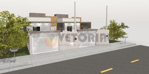 Casa Com 2 Dormitórios À Venda, 62 M² Por R$ 230.000 - Balneário Dos Golfinhos - Caraguatatuba/sp - Ca0550