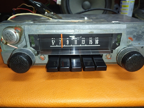 Radio Am Plymouth Dart Duster Valiant Mopar 70-76 Estereo