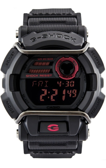 Reloj Casio G-shock Digital Gd-400-1 - 100% Original En Caja