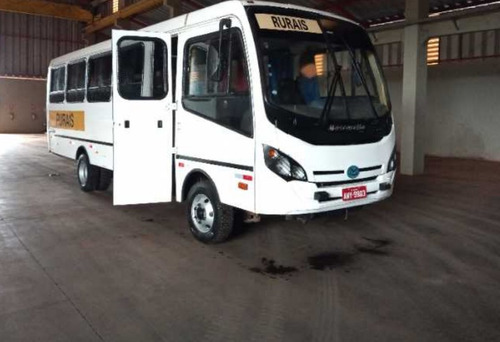Micro Ônibus Mascharello Vw 9.160d Ano 2013 #18629
