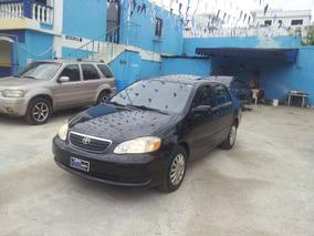 Toyota Corolla Le Con Sunroof