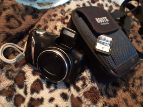 Canon Powershot Sx130 Is (semi Profissional)