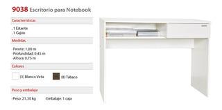 Escritorio Para Notebook (9038) Platinum Neuquén