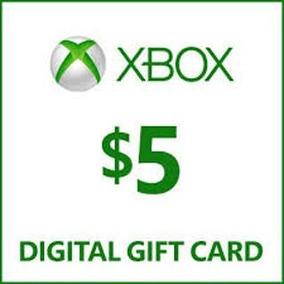 Cartão Xbox 5 Reais - Código Digital* Envio Rápido!