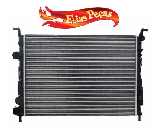 Radiador C/s Ar Fiat Siena 1.0/1.3/1.4/1.8 Fire 01/09