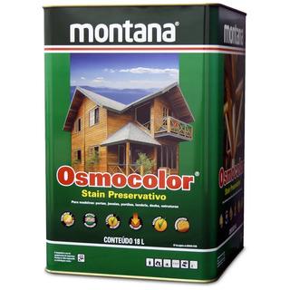 Osmocolor Montana Stain Transparente Madeira 18 Litros