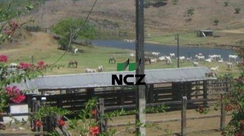 Fazenda À Venda, 58000000 M² Por R$ 58.000.000,00 - Zona Rural - Boa Nova/ba - Fa0096