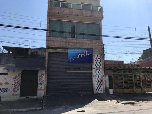 Imagem 1 de 1 de Salão Para Alugar, 150 M² Por R$ 3.000,00/mês - Vila Matilde - São Paulo/sp - Sl0016