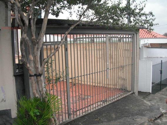 Terreno Residencial À Venda, Alto Da Moóca, São Paulo. - Te0041