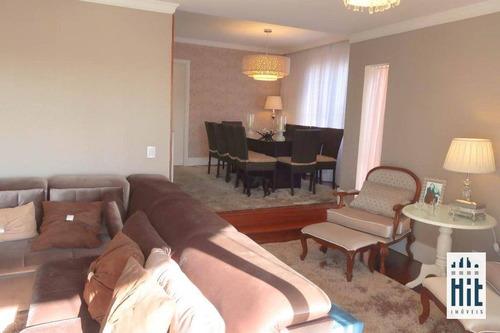 Imagem 1 de 25 de Apartamento À Venda, 148 M² Por R$ 1.400.000,00 - Tatuapé - São Paulo/sp - Ap3899