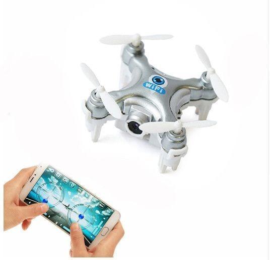 Mini Drone Cheerson Cx10w Com Camera Hd Fpv Wifi