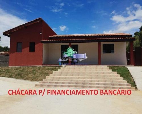 Chácara Em Atibaia Para Financiamento Bancário - Ch00685