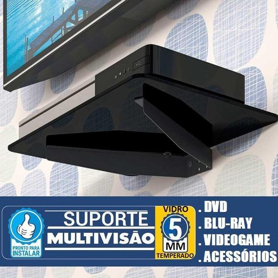 Suporte P/ Dvd Bluray Conversor Receptor Multivisão Sdvd-805