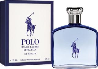 Polo Ultra Blue Men 125 Ml Ralph Lauren Envio Gratis Msi