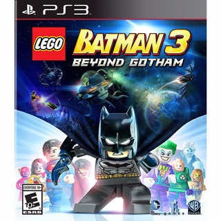 Lego Batman 3 Ps3 Beyond Gotham