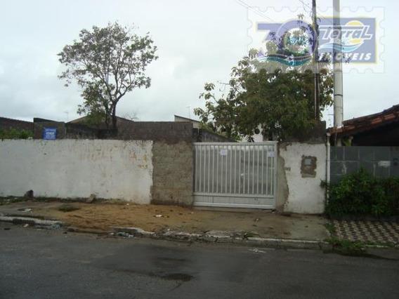 Terreno Residencial À Venda, Jardim Anhangüera, Praia Grande. - Te0067
