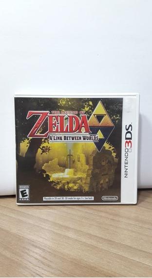 The Legend Of Zelda A Link Between Worlds Nintendo 3ds Usado
