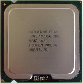 Processador Intel Dual Core E2160 1.8ghz