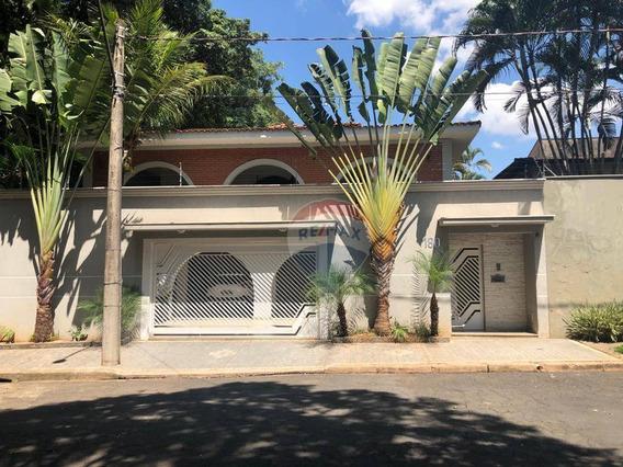Casa Com 3 Dormitórios À Venda, 315 M² Por R$ 830.000,00 - Nova Piracicaba - Piracicaba/sp - Ca0493